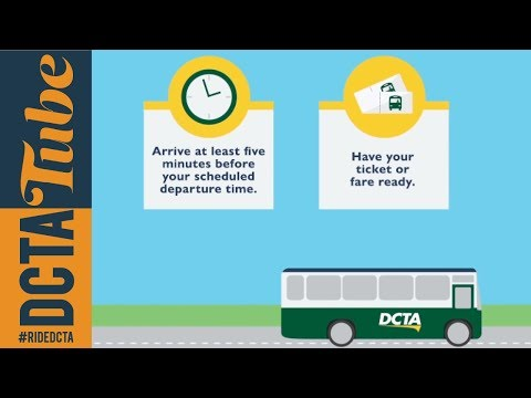 How to Ride DCTA