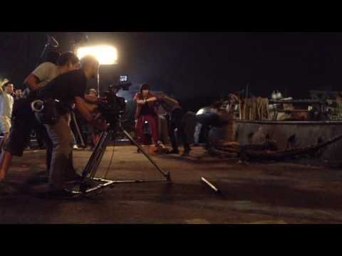 Behind The Stunt Film Runaway - Udeh Nans & Pejuang Stunt