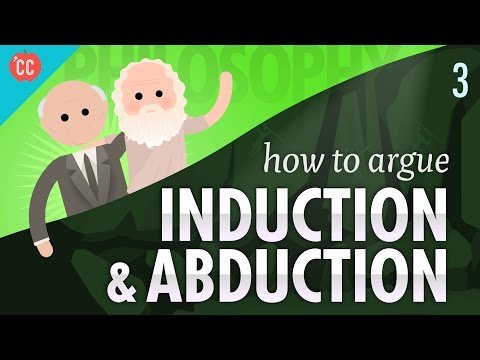 How to Argue  Induction & Abduction: Crash Course Philosophy 3