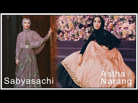Wedding Lookbook - Sabyasachi + Astha Narang | Amena
