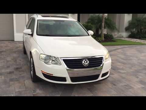 2009 Volkswagen Passat Komfort Wagon for sale by Auto Europa Naples