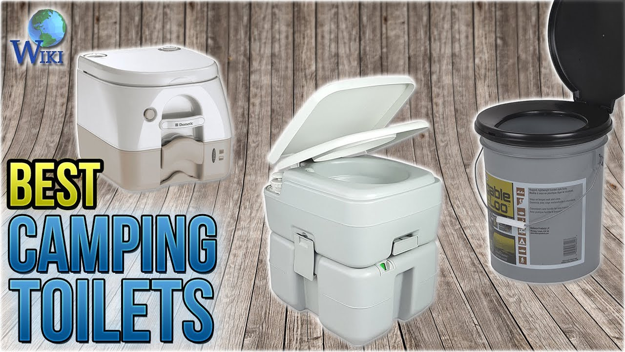 10 Best Camping Toilets 2018 - YouTube