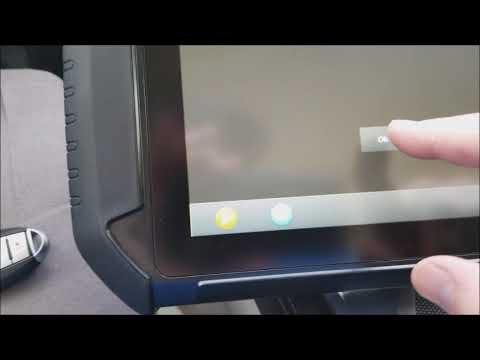 2017 Infiniti Q50 proximity programming via Smart Pro
