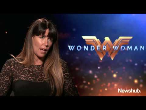 Wonder Woman director Patty Jenkins on the...