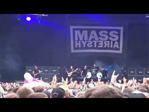 Mass Hysteria @ Hellfest 2016 (17/06/2016)