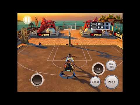 DRIBBLE GOD MIXTAPE (NO ONE CAN GUARD ME) Nba 2k18 mobile