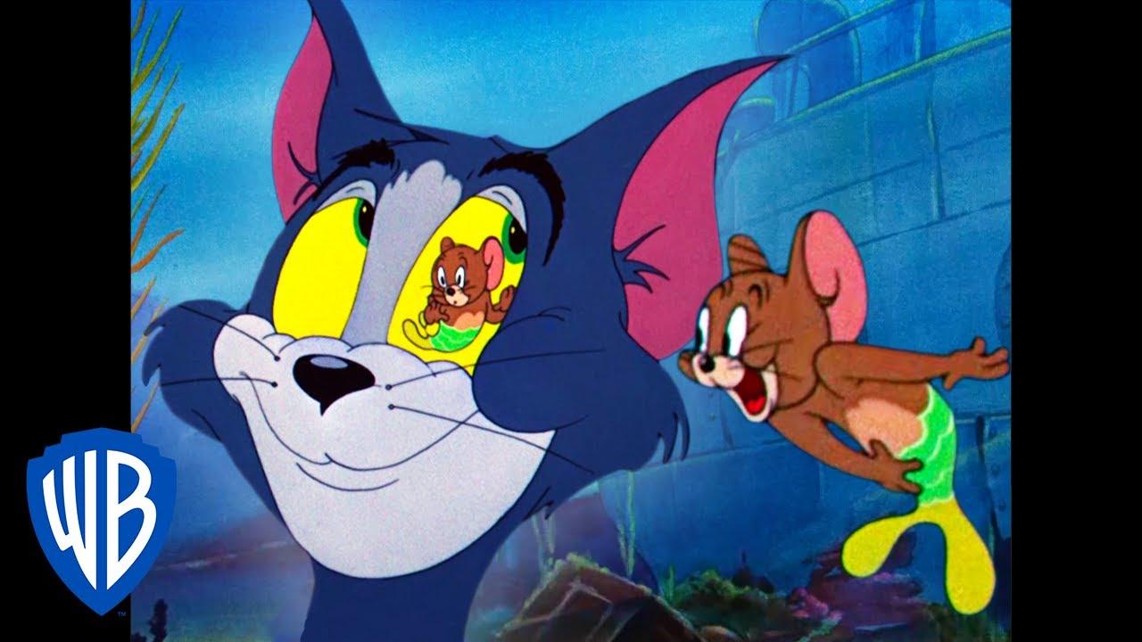 Том и Джерри | Волшебство в помощь | WB Kids