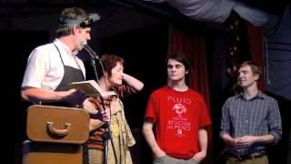David Rees, Professional Pencil Sharpener - 2012 May 10 - Live at Gallery 5 - Richmond, VA