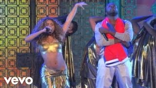 Download Lagu Shakira - Hips Don t Lie Live at the GRAMMYs on CBS ft Wyclef Jean MP3