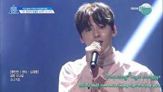 [VIETSUB][PRODUCE 101 SS2][EP.7] DOWNPOUR (소나기)(I.O.I) - Team Vocal