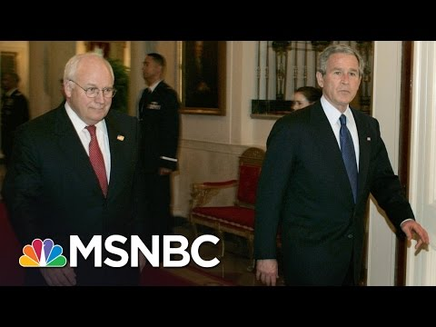 Donald Trump Goes After George Bush and Dick Cheney For Iraq War | The Last Word  MSNBC