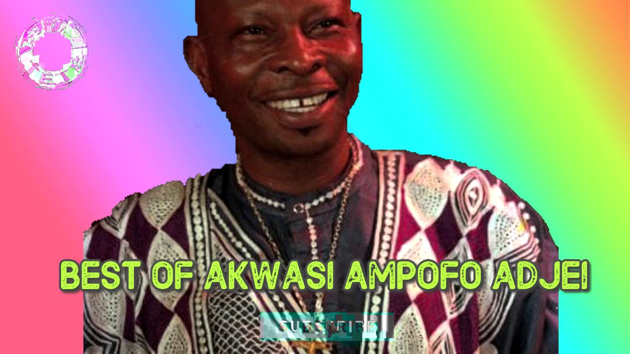 Download BEST OF AKWASI AMPOFO ADJEI/ GHANA HIGHLIFE MUSIC BY Dj La Tête #akwasiampofoadjei