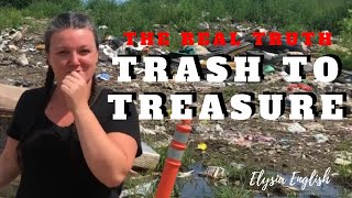 Trash To Treasure | The REAL Truth | New Series | Q&A
