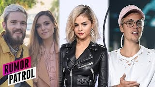 PewDiePie Engagement DIDN'T Work Out? Selena Gomez New Song About Justin Bieber? (RUMOR PATROL)