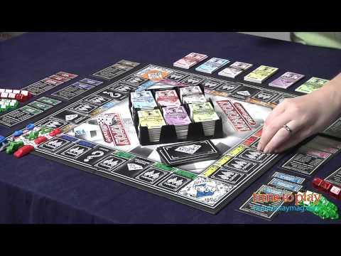 Monopoly Millionaire from Hasbro - YouTube