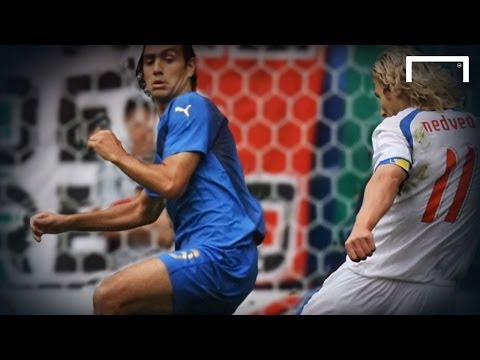 Alessandro Nesta: Pirlo is a 'genius' | World Cup Memories