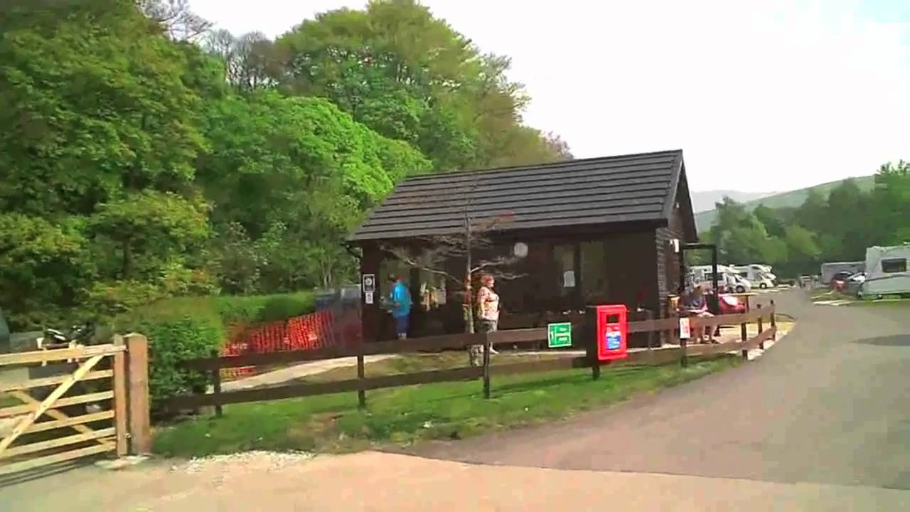 Hayfield camping and caravanning club site small for Motor club company reviews