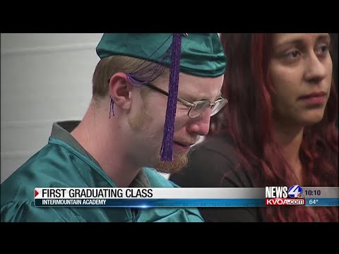 First graduating class of Intermountain Academy