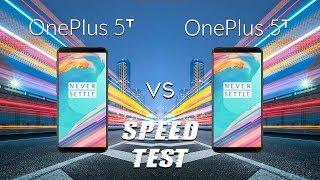 OnePlus 5T (6GB) vs OnePlus 5T (8GB): Speed Test