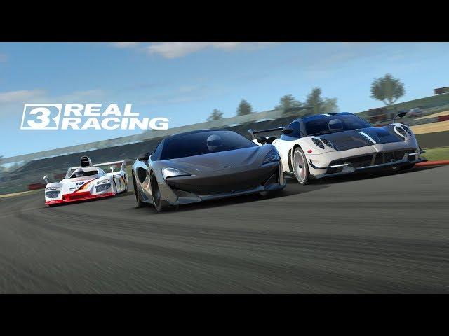 Real Racing 3 - McLaren 600LT Official Gameplay Trailer