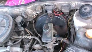 Переделка и установка вакуумного усилителя тормозов от БМВ на ВАЗ 2109