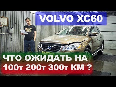 ВОЛЬВО XC60 - СЛАБЫЕ МЕСТА | Проблемы на 100т/200т/300т км | НАЗАД В БУДУЩЕЕ