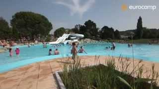 Le Ruisseau Campsite, Gascony, France | Eurocamp.co.uk