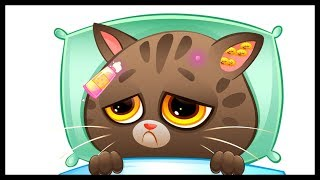 МОЙ Маленький КОТЕНОК БУБУ Игра про котика как мультик видео для детей виртуальный питомец