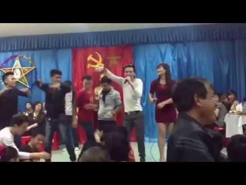 Song ca với Châu Việt cường - ca khúc tình nhạt phai remix