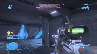 Halo Reach - Neat overkill into double showstopper betrayal