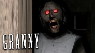 FINALLY ESCAPED GRANNY'S HOUSE - Scary Game GRANNY
