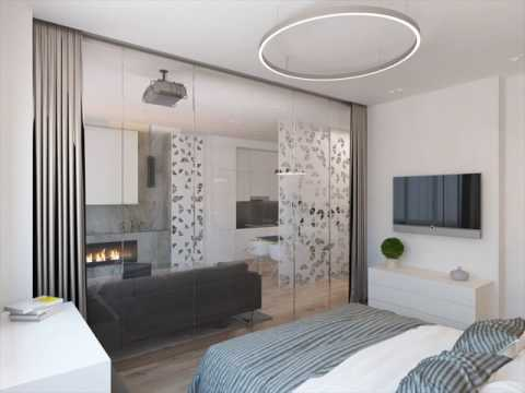 glass wall partitions for home ideas - youtube