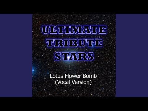 Wale feat miguel lotus flower bomb vocal version wale feat miguel lotus flower bomb vocal version mightylinksfo