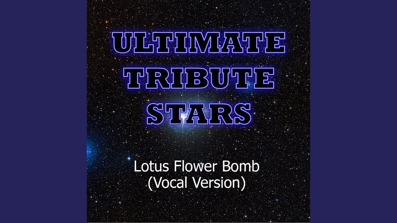 Wale feat miguel lotus flower bomb vocal version youtube miguel lotus flower bomb vocal version izmirmasajfo