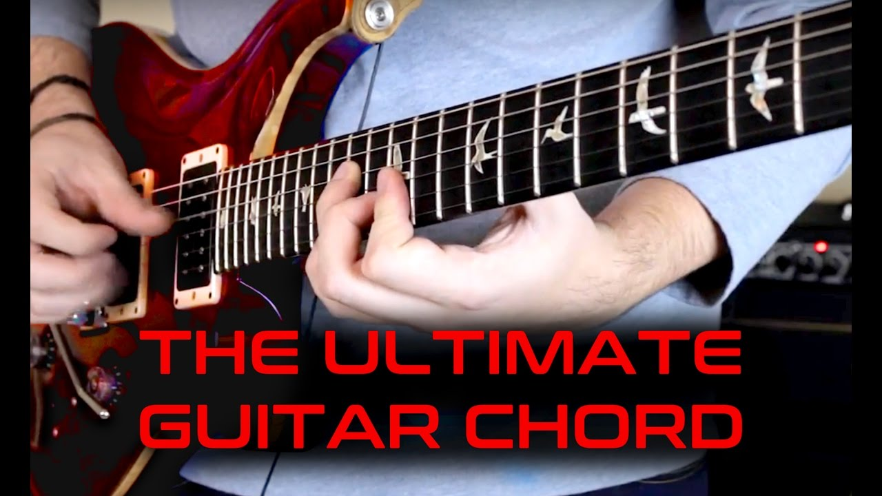 The Most Important Chord Youtube