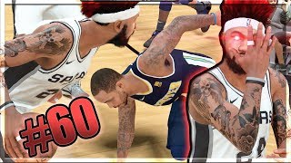 WEIRD GHOST GLITCH! FIRED FROM TEAM JORDAN? Double Rep Ankle Breakers NBA 2k18 MyCAREER Ep. 60