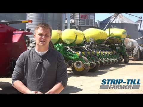 Blending Equipment & Technology In A Strip-Till System