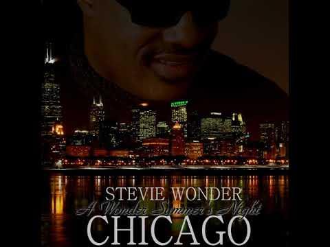 Stevie Wonder ~ Too High (Live Audio) Chicago 2007 mp3