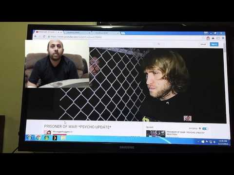 Mcjuggernuggets: Psycho Brother Stomps Glasses and Prisoner Of War Breakdown