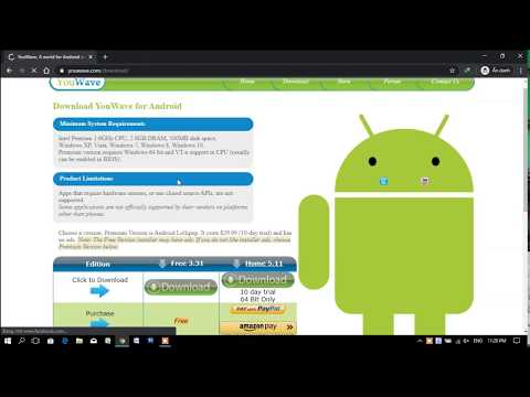 How To Install YouWave & Google Play Store (with Voice)
