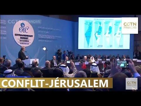 Le président turc déclare au Sommet musulman que Jérusalem est la capitale de l