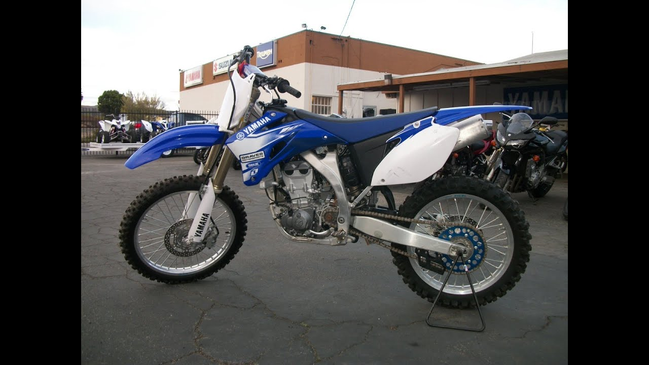 2006 yamaha yz450f for sale youtube for Yamaha yz450f for sale
