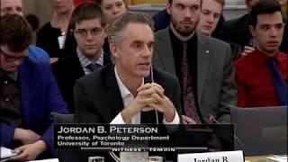 Canadian Bill C-16 - Standing Senate Committee (Bilingual English/French)