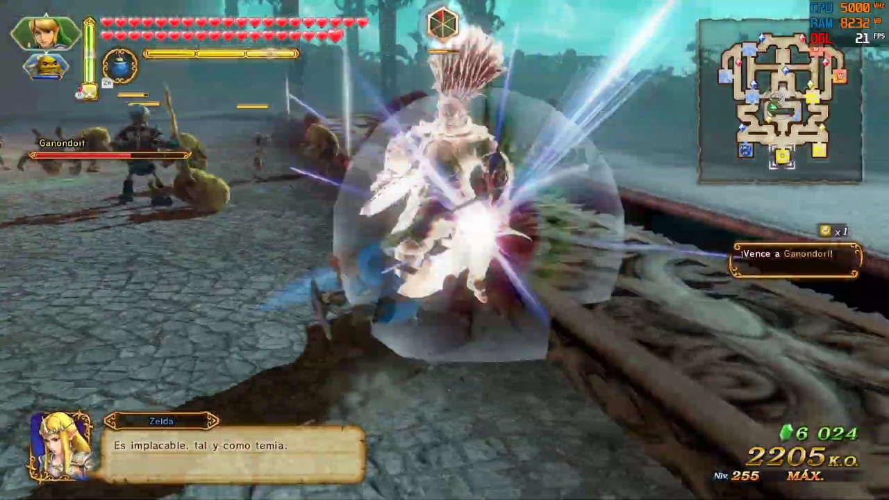 Yuzu Early Access 453 Hyrule Warriors Definitive Edition Youtube