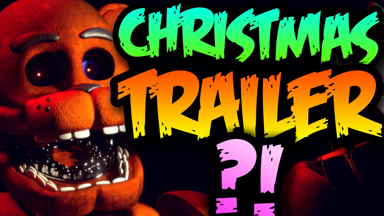 Five nights at freddy s 3 christmas trailer fnaf 3 youtube