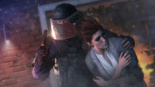 Rainbow Six Siege Gameplay PC Performance - Hostage Rescue House