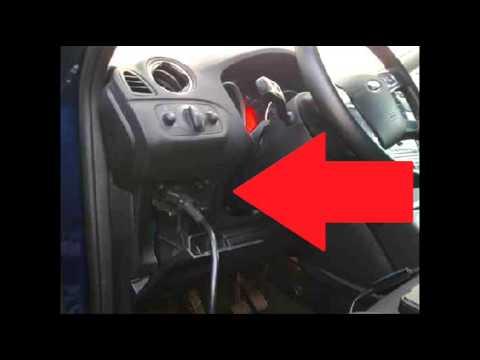 Ford S Max Mk1 Diagnostic OBD2 Port Location Video