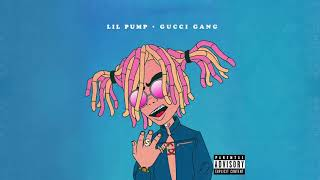 Lil pump - Gucci gang but every time he say's gucci gang it gets faster