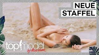 Es geht um alles - Ivana und Selma im Nackt-Shoot-Out | Germany's next Topmodel 2018 | ProSieben