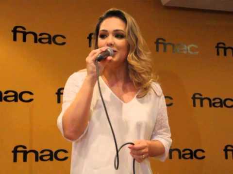 Tania Mara - So Vejo Voce Ao Vivo na FNAC RJ